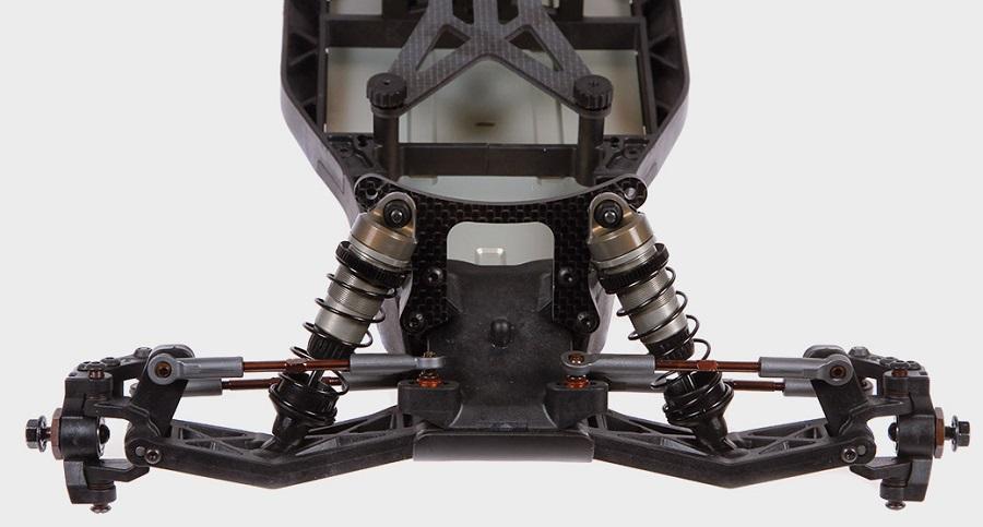 Serpent Spyder SRX2 MHT Team Edition Buggy Kit (2)