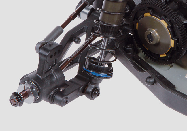 Serpent Spyder SRX2 MHT Team Edition Buggy Kit (3)