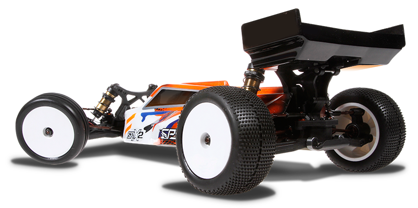 Serpent Spyder SRX2 MHT Team Edition Buggy Kit (3)
