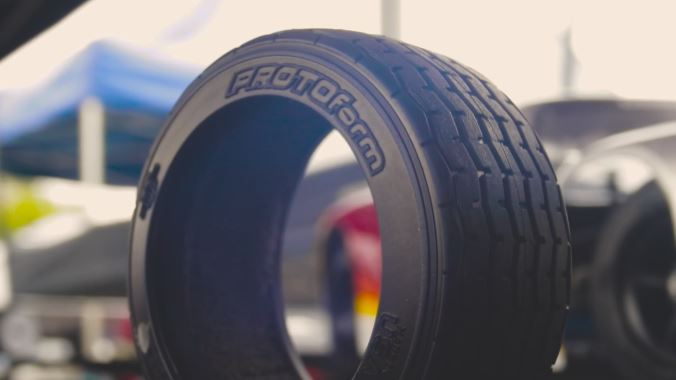Sneak Peek PROTOform VTA Spec Tire