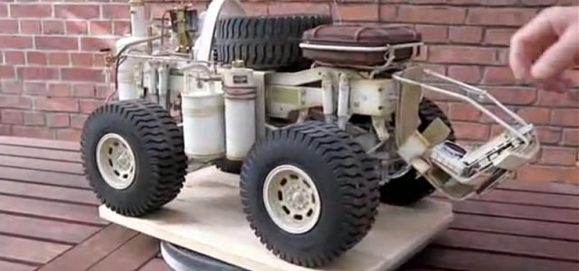 Check Out This Steam-Powered Monster Truck Thing [VIDEO]