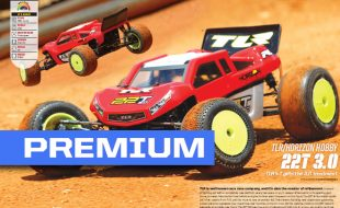 We Drive TLR's Trick Track Truck: 22T 3.0 [PREMIUM EXCLUSIVE]