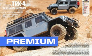 Game Changer: Traxxas TRX-4 Defender D110 [PREMIUM EXCLUSIVE]