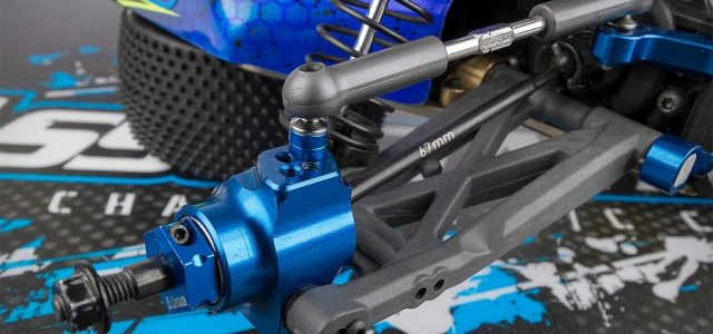 Team Associated 67mm FT B6 & B6D Rear Aluminum Hubs