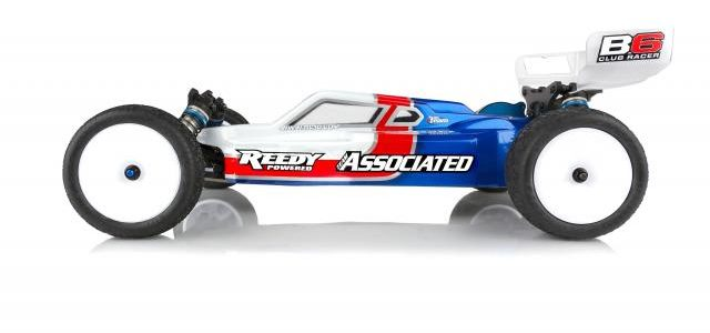 Team Associated RC10B6 Club Racer Kit [VIDEO]