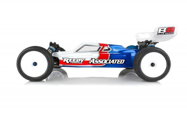 Team Associated RC10B6 Club Racer Kit (1)