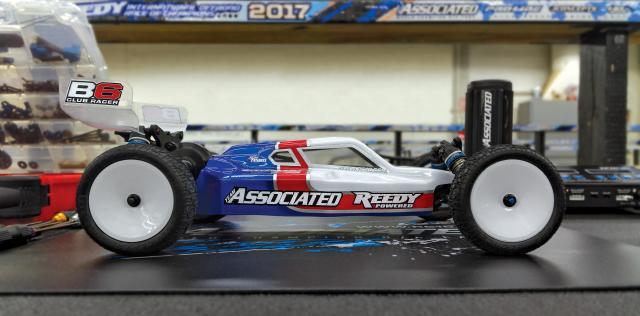 Team Associated RC10B6 Club Racer Kit (6)