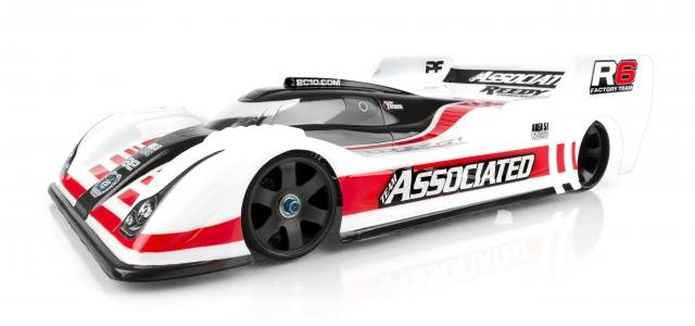 Team Associated RC12R6 Factory Team Kit