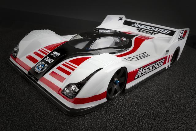 Team Associated RC12R6 Factory Team Kit (4)