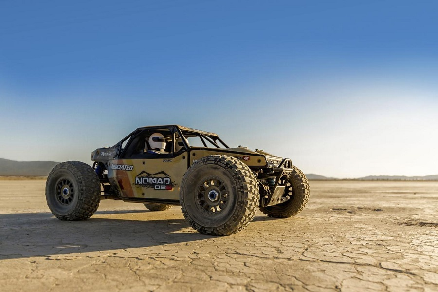 Team Associated RTR Limited Edition Nomad DB8 (1)