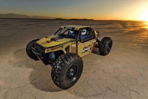 Team Associated RTR Limited Edition Nomad DB8 (2)
