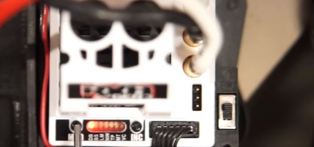 How To: Tekin On-Board ESC Adjustments [VIDEO]