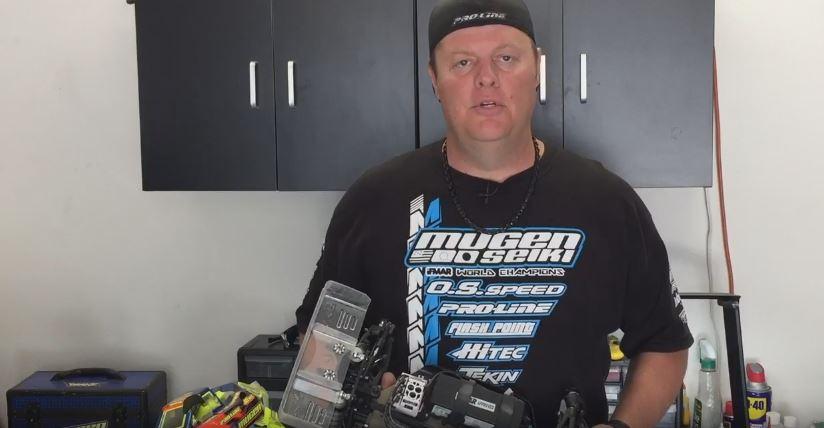 Tekin RX8 Gen 3 With Mugen's Adam Drake