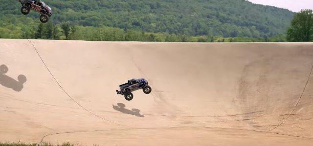 Traxxas Stampede 4X4 VXL Downhill Snake Run [VIDEO]