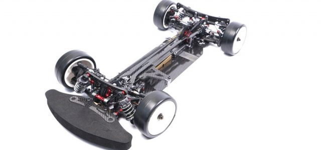 VBC WildFireD09 Dynamics Edition 1:10 Touring Car Kit