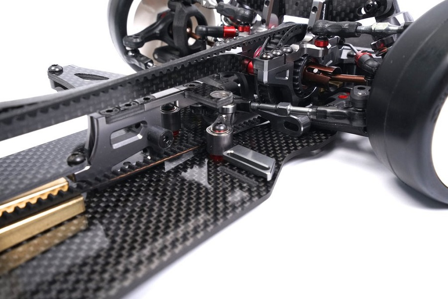 VBC WildFireD09 Dynamics Edition 1_10 Touring Car Kit (2)