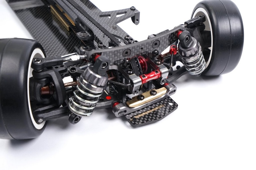 VBC WildFireD09 Dynamics Edition 1_10 Touring Car Kit (4)