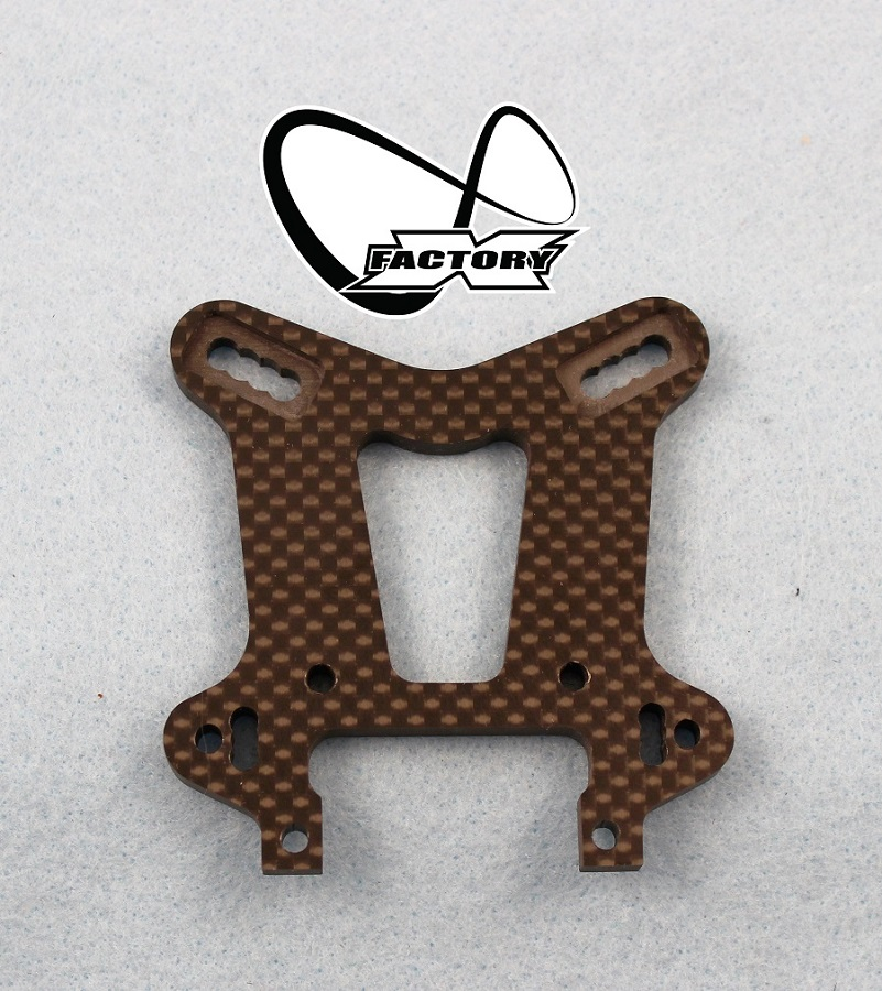 X Factory Infinity Shock Towers For The TLR 8ight 4.0 (2)