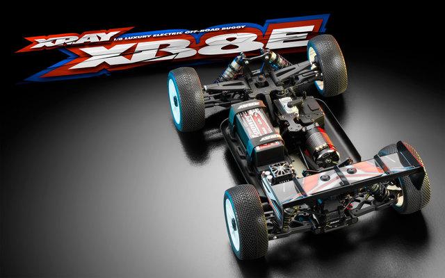 XRAY 2017 XB8E 1_8 4wd Buggy (2)