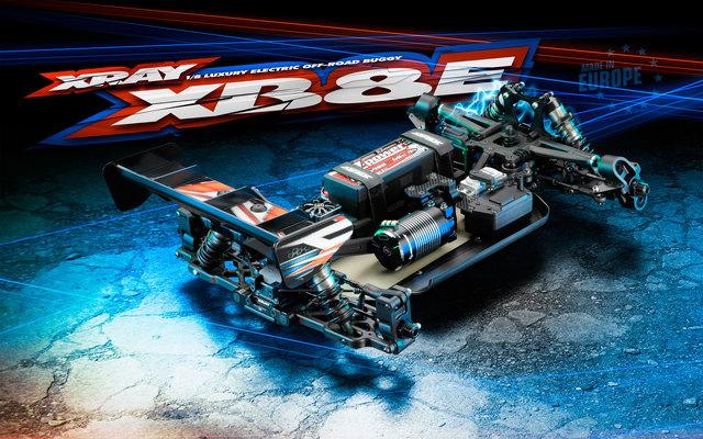 XRAY 2017 XB8E 1_8 4wd Buggy (3)