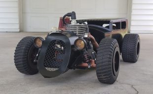 Aluminum-bodied 1931 Ford Tudor [READER'S RIDE]