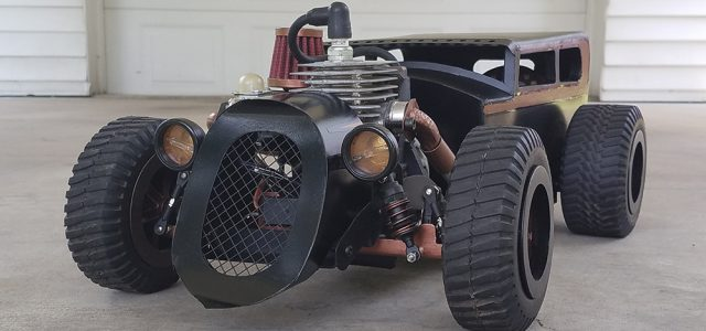 RC Gas Aluminum 1931 Ford Tudor [READER'S RIDE]