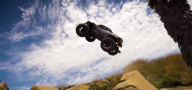 Defying Gravity With The Traxxas X-Maxx [VIDEO]