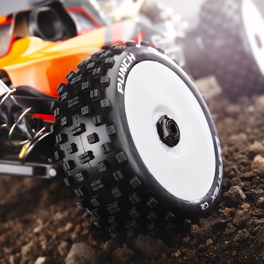 Punch Buggy Car >> Duratrax 1/8 Buggy Tires - RC Car Action