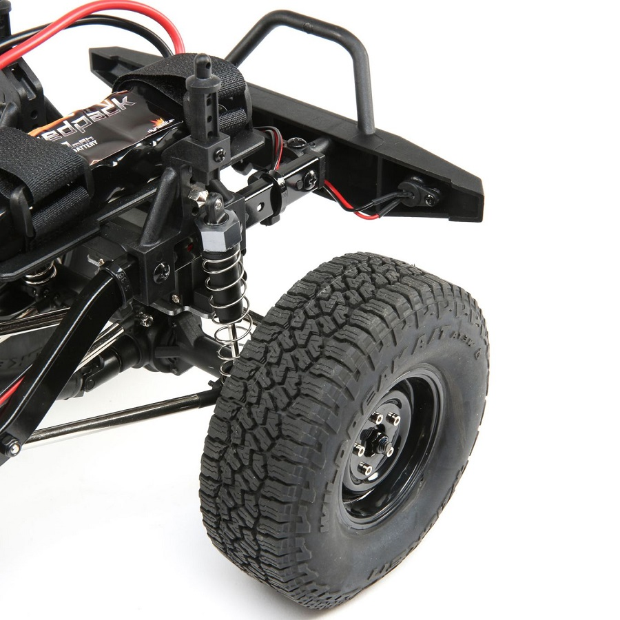 ECX 1.9 Barrage 4WD Scaler Build-To-Drive Kit (4)
