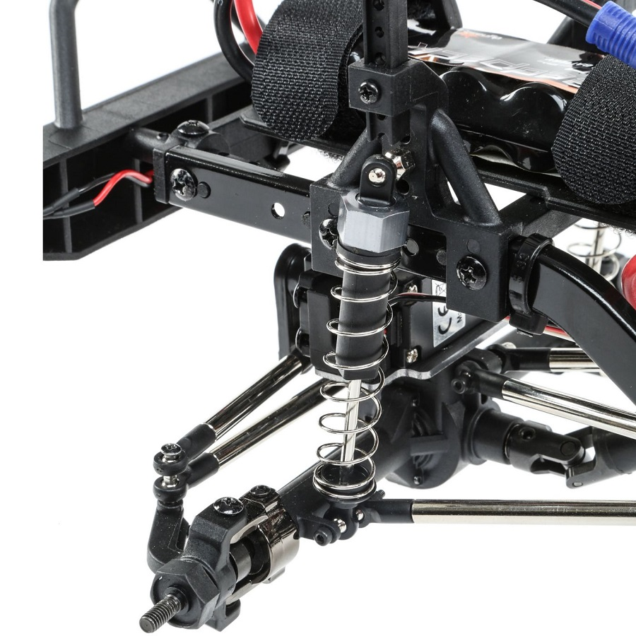 ECX 1.9 Barrage 4WD Scaler Build-To-Drive Kit (5)