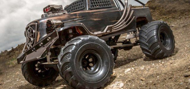 ECX Barrage Doomsday: Road Warrior RTR [VIDEO]
