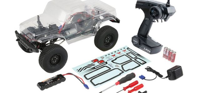 ECX Barrage — Now You Can Build Your Own!