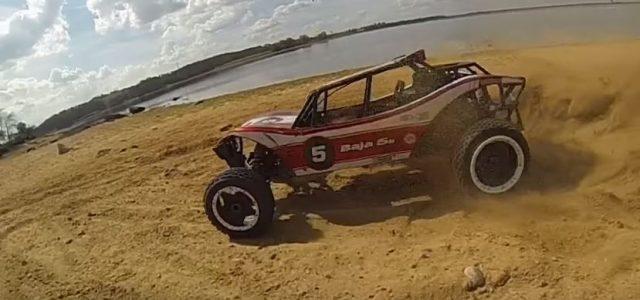 HPI Racing Baja 5B Kraken RTRs [VIDEO]