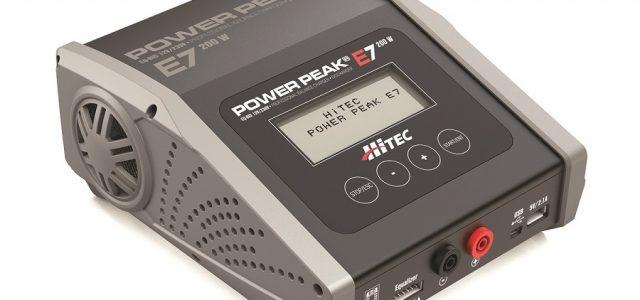Hitec Power Peak E7 Professional Charger/Discharger