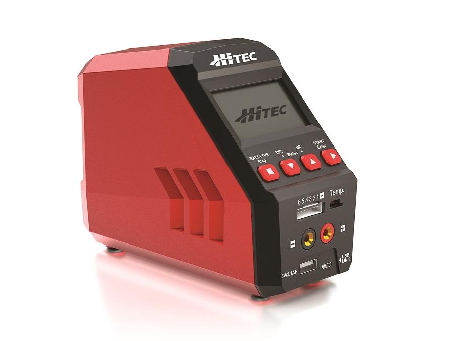 Hitec RDX1 Pro AC_DC Input Multicharger