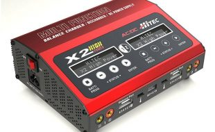 Hitec X2 High Power Multi-Function Charger