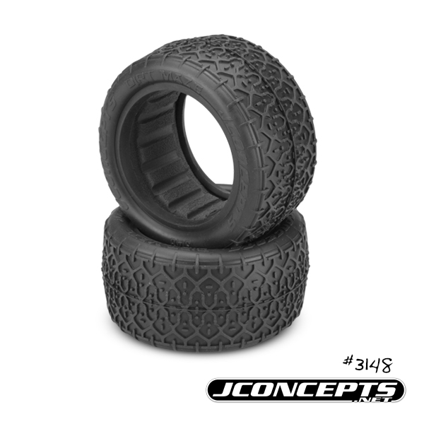 JConcepts Dirt Maze Buggy Tires Now In Blue Compound (2)