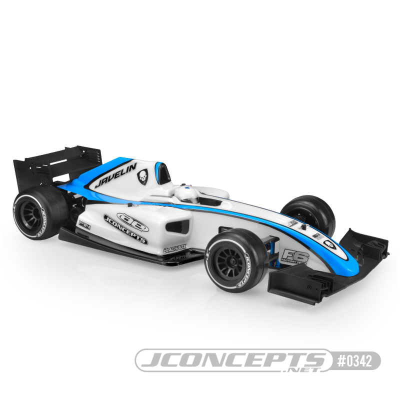 JConcepts J21 Javelin Body For The Team Associated F6 (1)