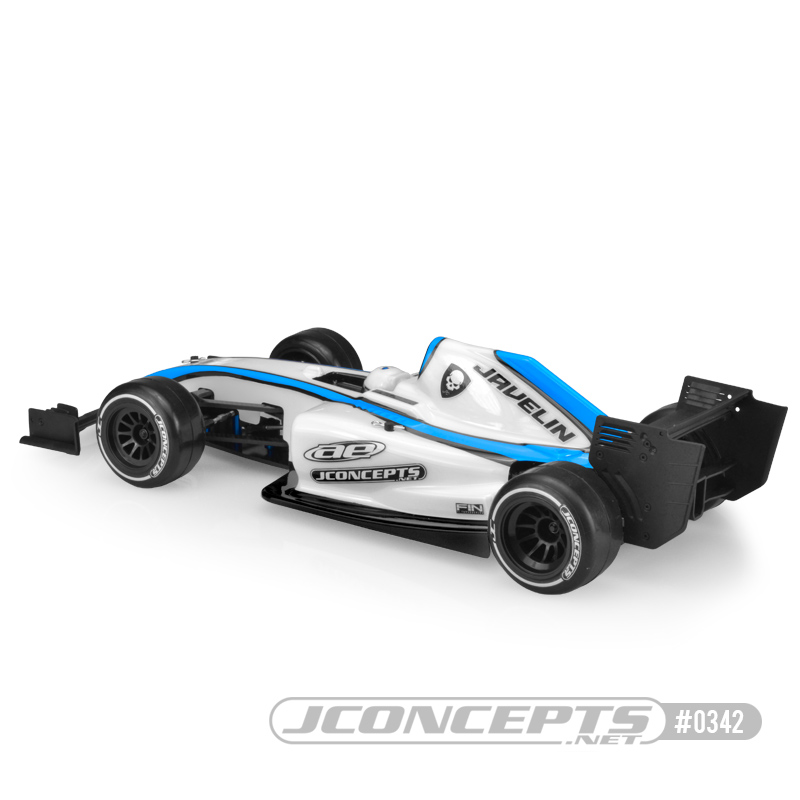 JConcepts J21 Javelin Body For The Team Associated F6 (2)