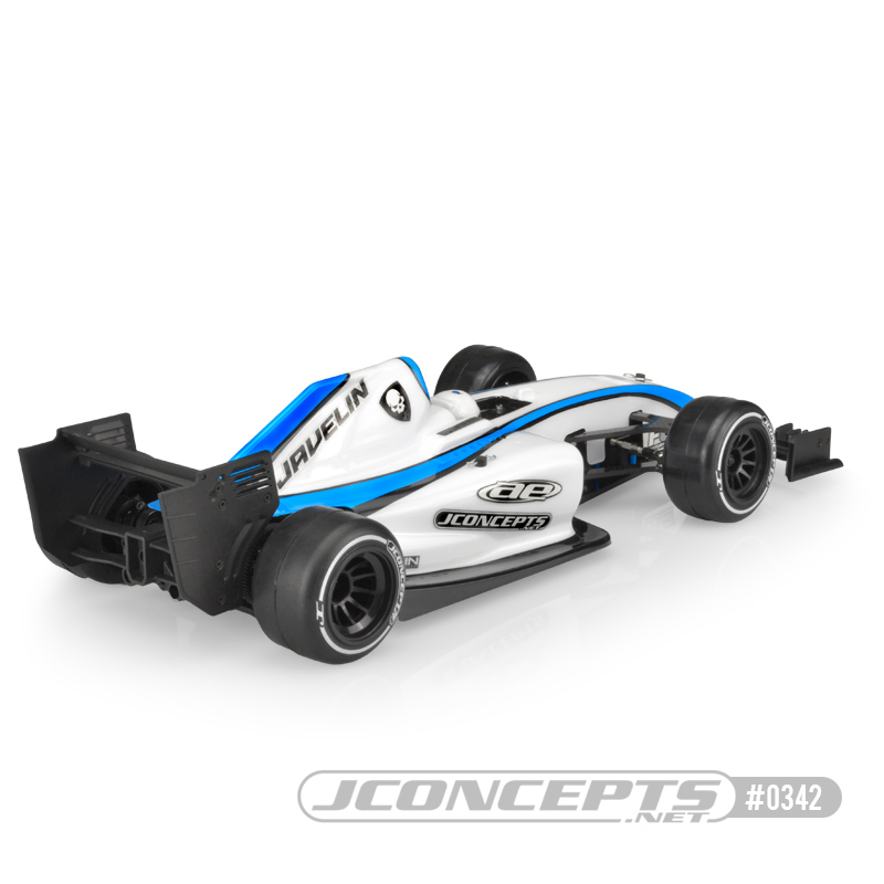 JConcepts J21 Javelin Body For The Team Associated F6 (3)