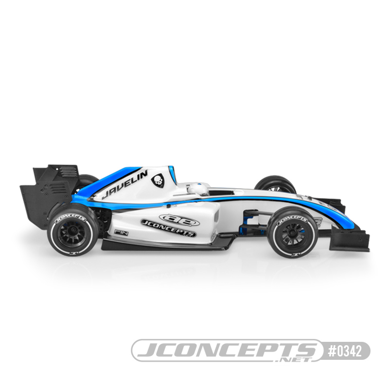 JConcepts J21 Javelin Body For The Team Associated F6 (4)