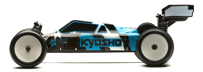 Kyosho ReadySet Ultima RB6.6 (1)