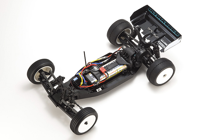 Kyosho ReadySet Ultima RB6.6 (2)
