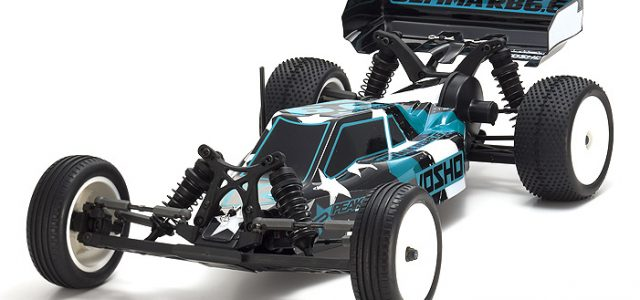 Kyosho ReadySet Ultima RB6.6