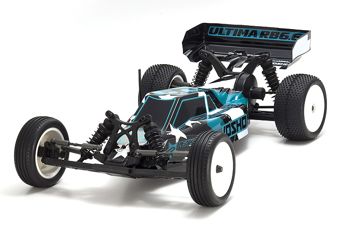 Kyosho ReadySet Ultima RB6.6 (3)