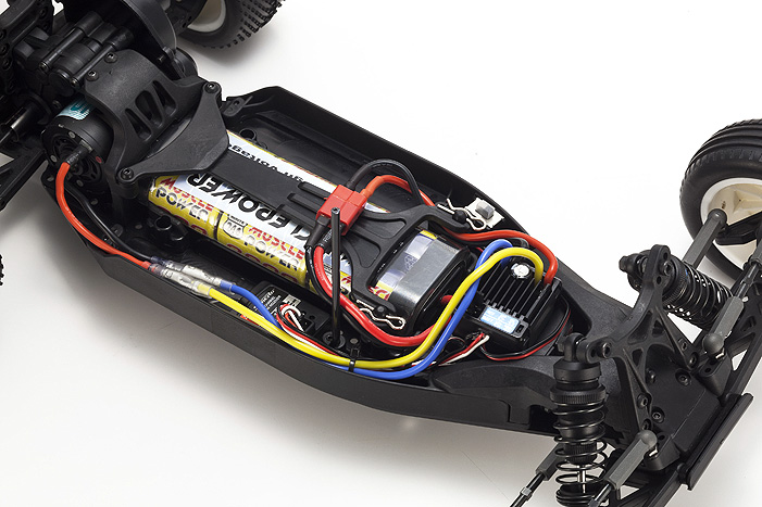 Kyosho ReadySet Ultima RB6.6 (4)