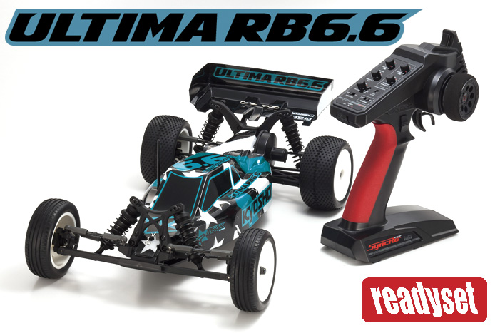 Kyosho ReadySet Ultima RB6.6 (5)