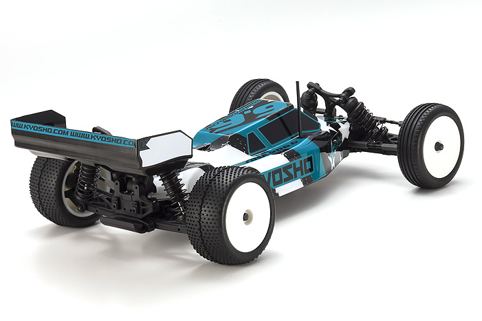 Kyosho ReadySet Ultima RB6.6 (6)