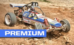 Classic Plastic: Kyosho Turbo Scorpion [PREMIUM EXCLUSIVE]