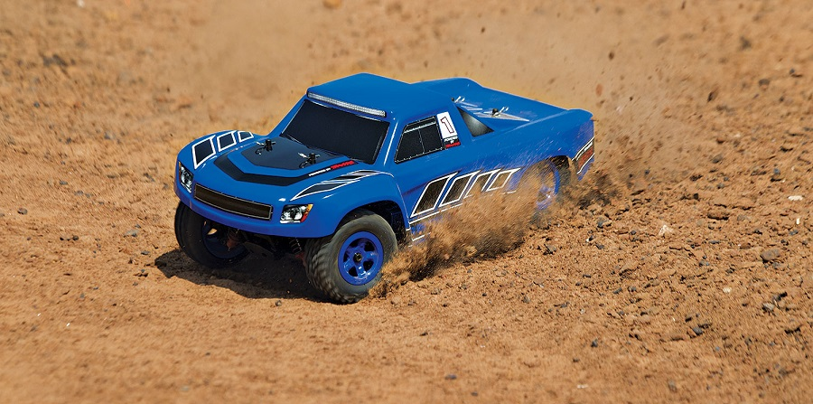 LaTrax RTR Desert Prerunner 1_18 4wd Truck (6)
